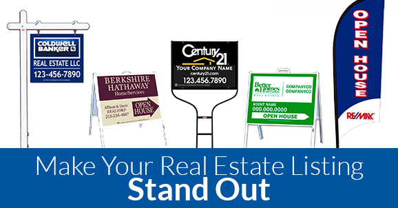 Make Your Real Estate Listing Stand Out image.