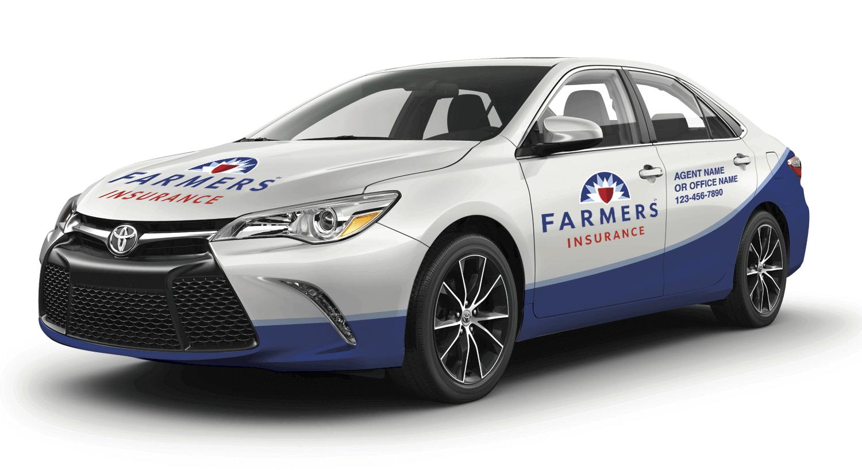 Insurance Vehicle Wraps   Lowen Sign Company