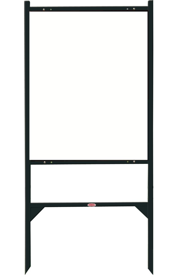 Keller Williams Angle Iron Sign Frame 30 Quot H X 24 Quot W Black