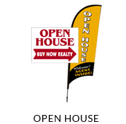 Open House Signs for Independent REALTORS®