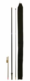 real estate feather flag pole, 9-foot