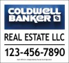 real estate 3D sign panel, 24 GA steel 22x24