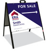 for sale  A-frame sign and panel unit, 24 GA steel 18x24