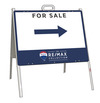 For Sale A-Frame and Sign Panel Unit, 18x24