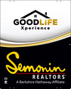 Semonin Real Estate Sign Panel, 24 GA Steel 30x24