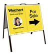 Photo For Sale  A-Frame and Sign Panel Unit, 18x24
